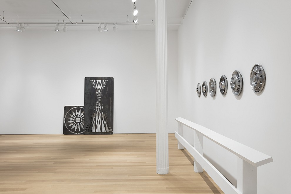 Willie Doherty, Mona Hatoum, and Rita McBride - Installation View