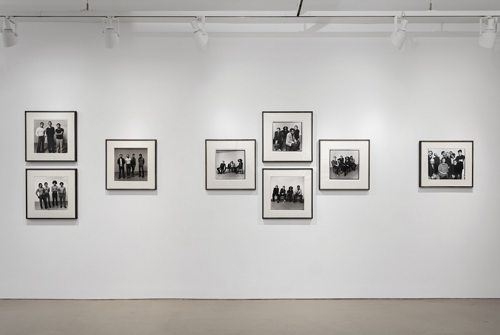 Peter Hujar: The Tribe - Installation View