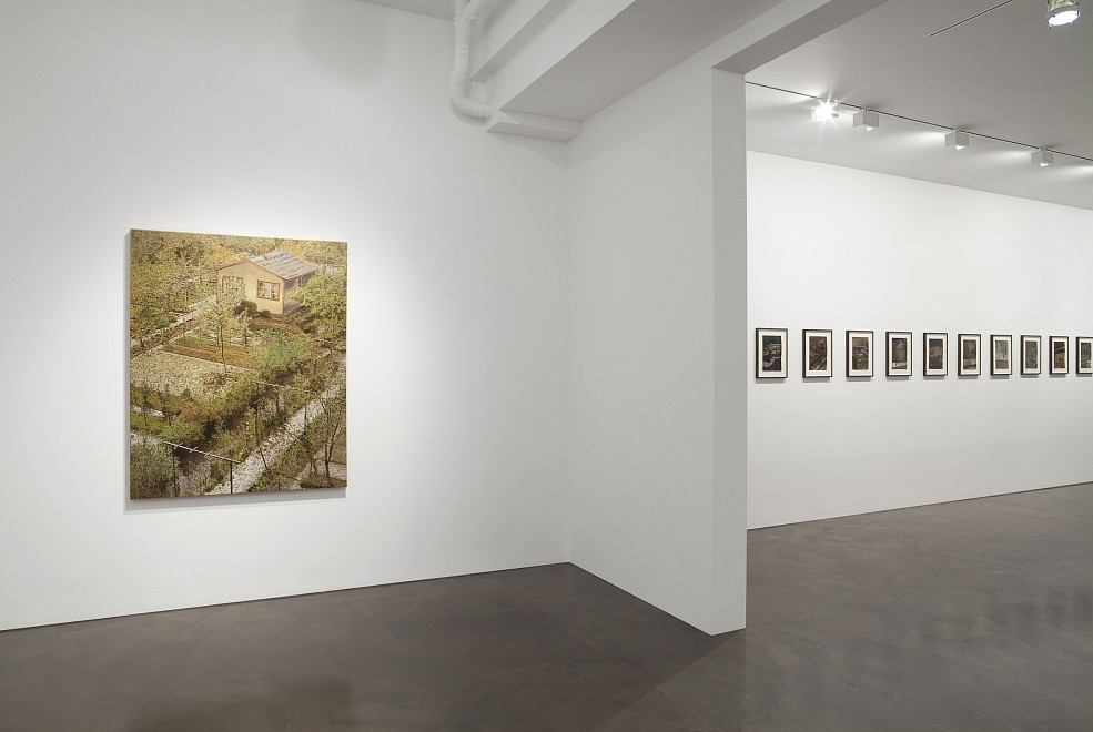 Stefan Kürten: Here comes the night - Installation View