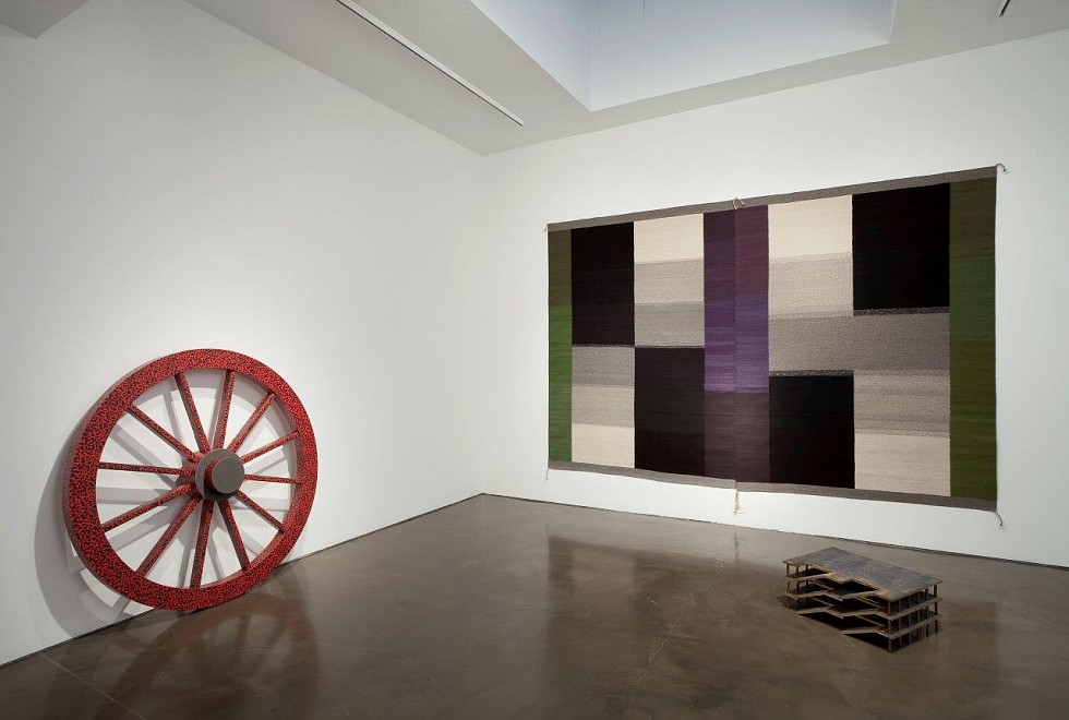 Rita McBride: Maverick - Installation View