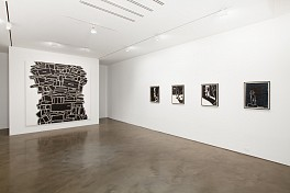 Willie Cole: POST BLACK AND BLUE , Mar 13 – Apr 24, 2010