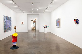 Past Exhibitions: Michael Buthe: Paintings, Drawings, and Paper Works, 1968 – 1994 Jan 23 - Mar  6, 2010