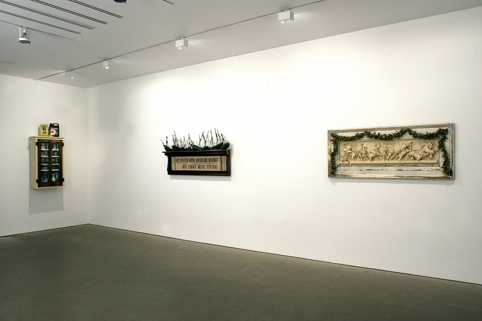 Matthew Benedict: Cobweb Castle - Installation View