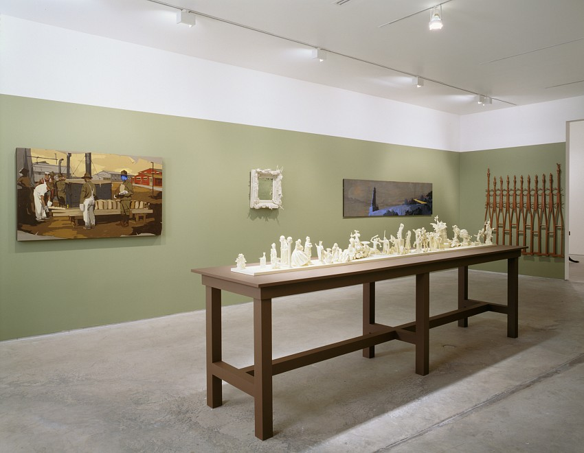 Matthew Benedict - Installation View