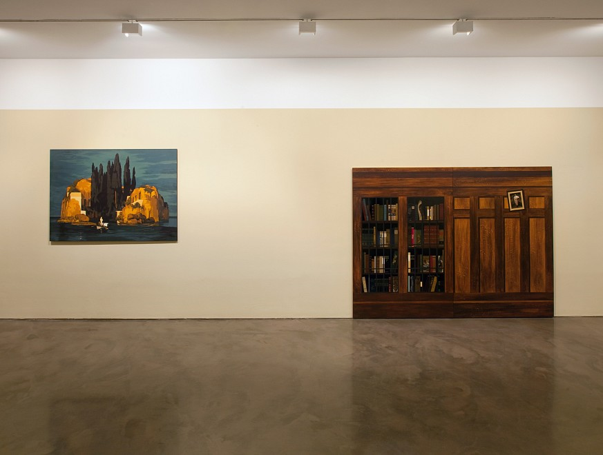 Matthew Benedict: Mystery Stories - Installation View