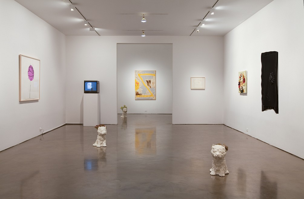 Whaddaya Wanna Be, a Flower?! - Installation View