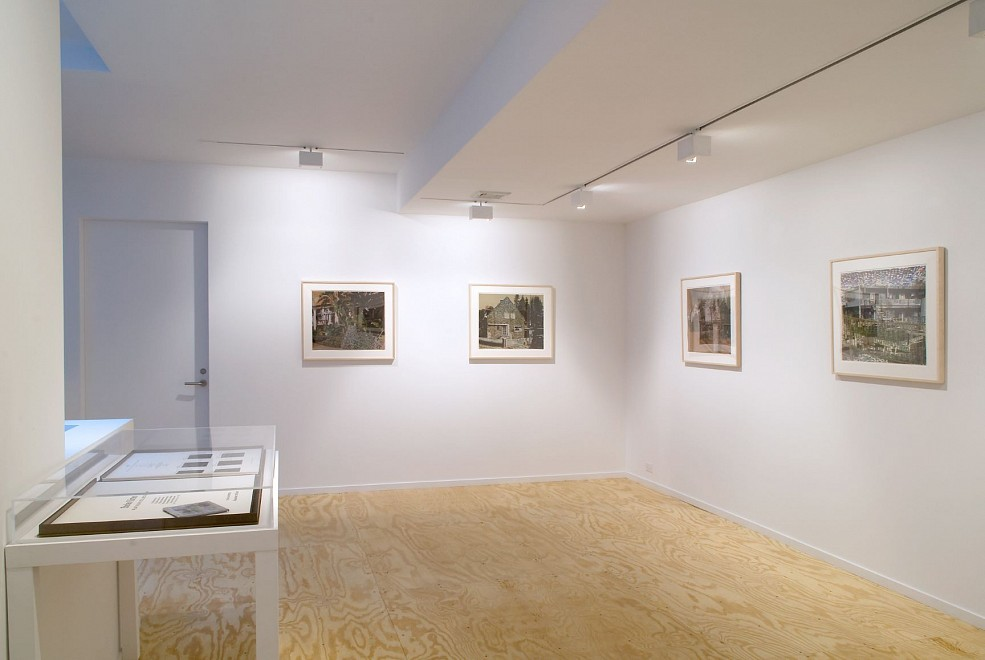 Stefan Kürten: Trains and Boats and Planes and Platinum Collection - Installation View