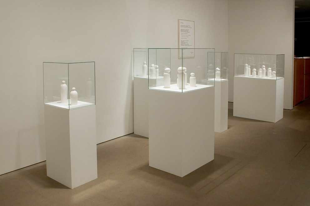 Victor Grippo:  Selected Works 1978 - 2001 - Installation View