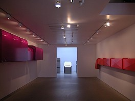 Rita McBride: Vehicles and Vessels, Sep  4 – Oct 11, 2003