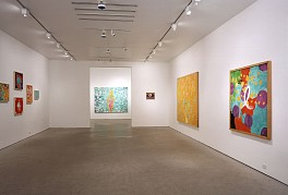 Past Exhibitions: Paul Thek: Paintings of the 1980's Jan 25 - Feb 22, 2003