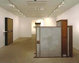 Sculpture: Jennifer Bolande, Willie Cole, Mona Hatoum, Rita McBride, Doris Salcedo , Dec  7, 2002 – Jan 18, 2003