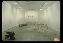 Rita McBride: New Sculpture, Nov 14 – Dec 20, 1997